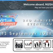 NIJISANJI ID 2nd Anniversary Event: Virtual Summit! 6