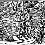 Een heks verkoopt gevangen wind, 1555