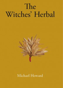 Cover of The Witches' Herbal