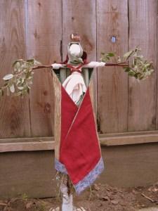 St. Brigid Doll (Photo by St. Balize)