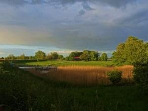 Landschap nabij Zwolle