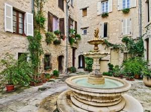 DS garden fountain