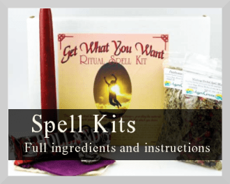 Wiccan Spells   Free Magic Spells     Spell kits png