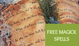 Wiccan Spells   Free Magic Spells free magic spells