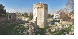 Torre de los Vientos de Atenas