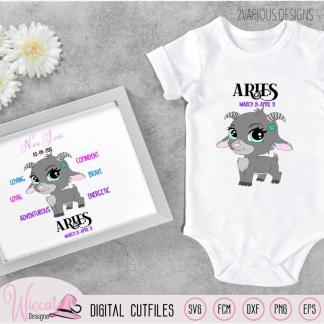 Baby girl aries, Zodiac sign, Aries treats
