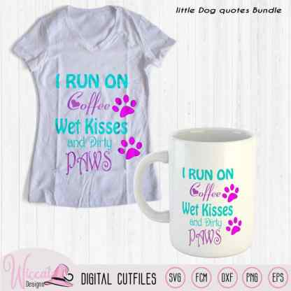 Dog Quote bundle, dog owner bundle svg,