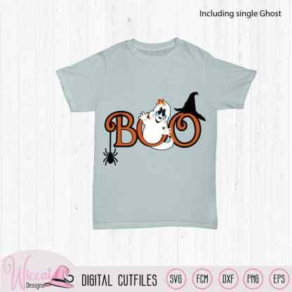Girl Ghost svg, baby halloween svg, Halloween Girl svg, boo svg, Svg cut files, witch hat svg, vinyl cut file, dxf cut file, cric