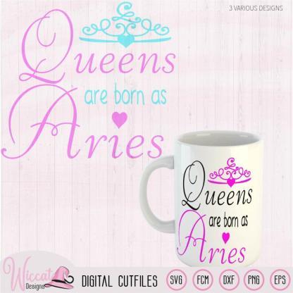 Aries Queens born in april