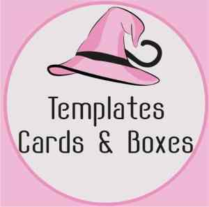 TTemplates Cards and boxes