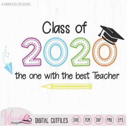 Class of 2020, homes school 2020,