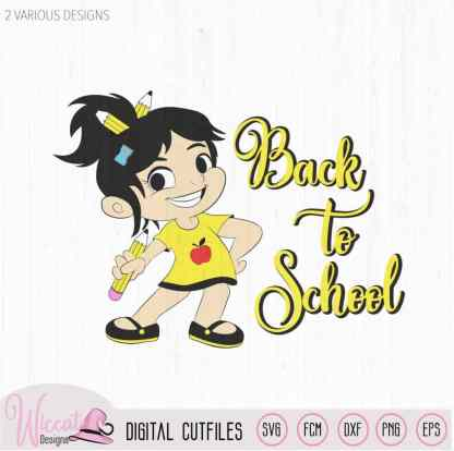 Back to school Girl,  first day of school,