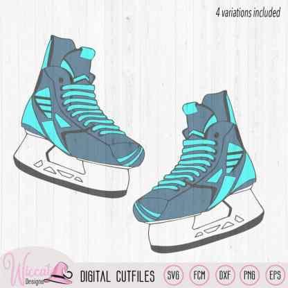 Ice Hockey skate