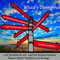 CHARLA GRATUITA: Wicca y Divergencia