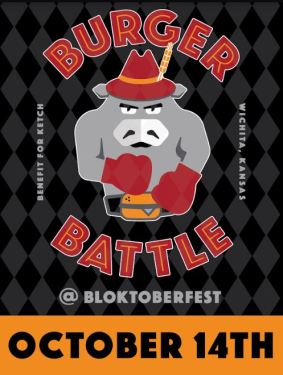 The 5th Annual ICT Burger Battle will be held on Saturday, October 14th 2017