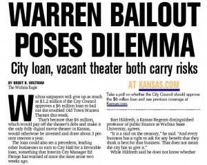 warren-bailout-poses-dilemma