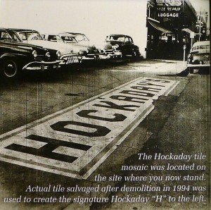 Hockaday sign explanation