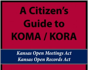 Brochure from Kansas Attorney General's office