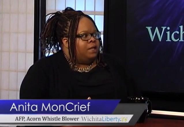 WichitaLiberty.TV: Anita MonCrief, the whistleblower who exposed fraud at ACORN
