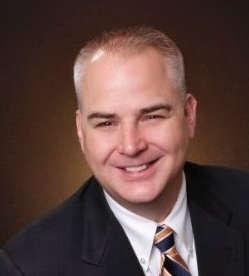 Wichita City Council Member Jeff Blubaugh