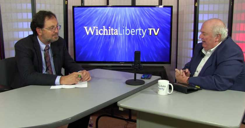 WichitaLiberty:TV: Wichita economy, Kansas schools