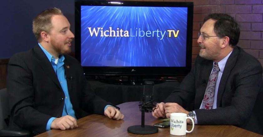 WichitaLiberty.TV: Radio Host Andy Hooser