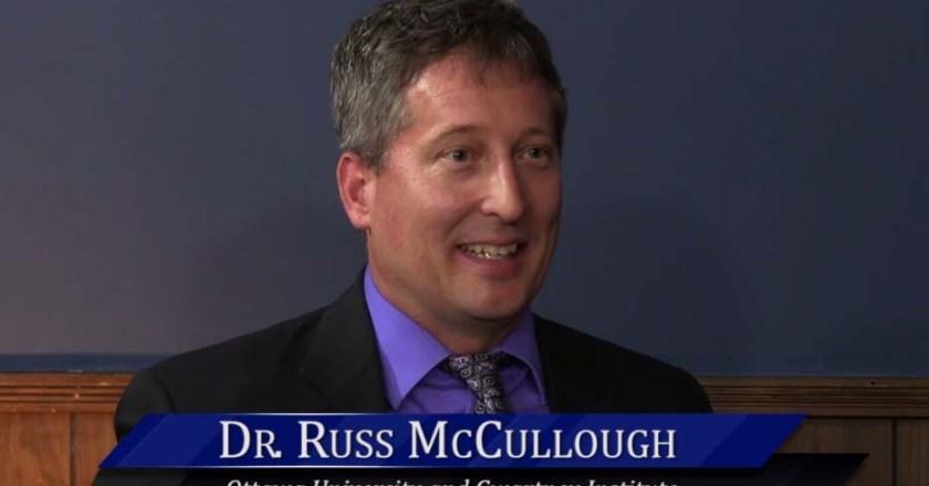WichitaLiberty.TV: Russ McCullough, Ottawa University and Gwartney Institute