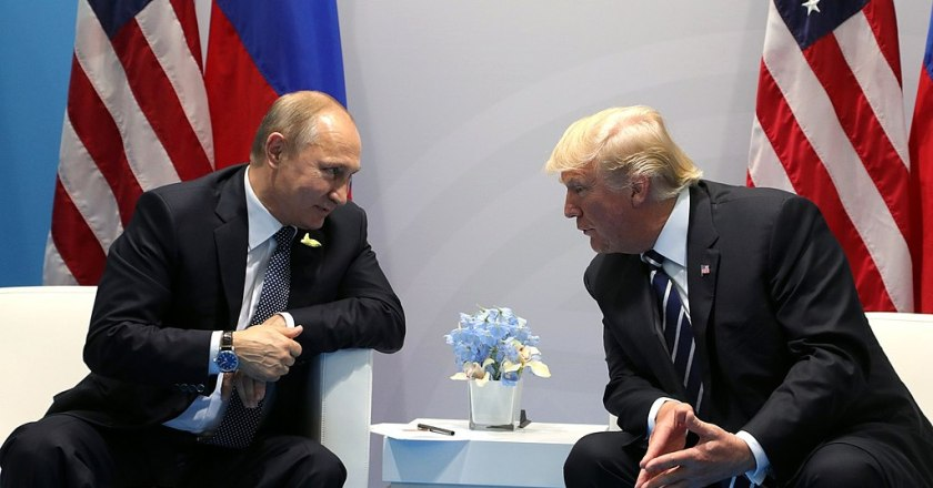 Trump and Russia sanctions