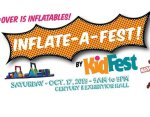 Inflate-a-fest by KidsFest in Wichita
