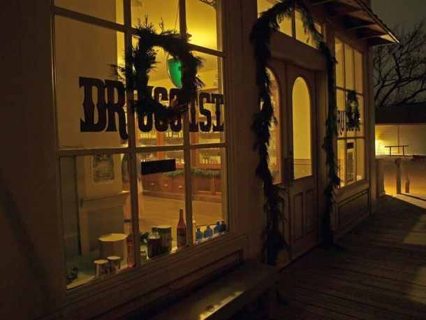 Old Cowtown Victorian Christmas in Wichita event
