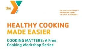 Cooking Matters - free six-week series of adult cooking classes in Wichita