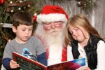 FREE Photos with Santa at Rose Hill Hometown Christmas 2017