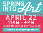 2018 Derby Spring Into Art