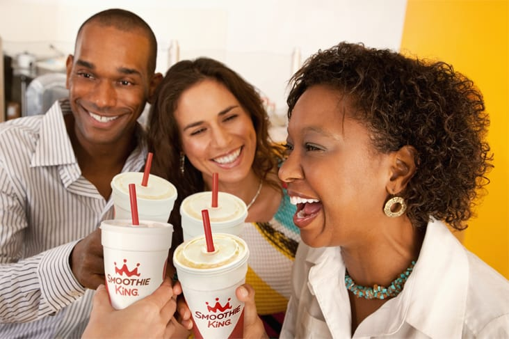 picture relating to Smoothie King Printable Coupons known as $5 smoothies at Smoothie King upon Fridays