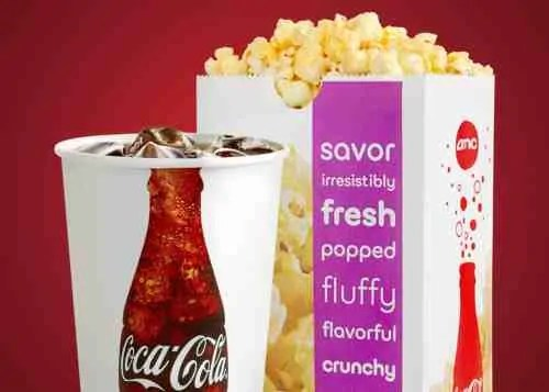 AMC Theaters Tuesday Ticket
