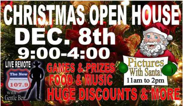 Generations Antiques Christmas Open House