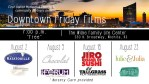 Free Friday films downtown Wichita presented by First UMC Wichita, Tallgrass Film Festival, Forum Theater, and Harvester Arts