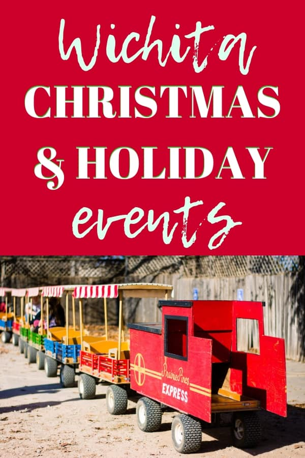 There's something for everyone! Here's your complete guide to holiday events in Wichita, Kansas. Have FUN! #wichita