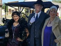 Old Cowtown Museum Roaring 20s - over 21 event