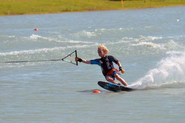 Mystic Lakes Maize KS National Water Ski Chamionships