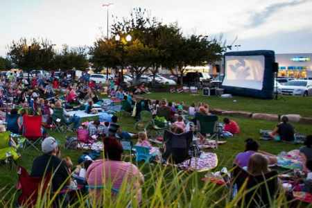New Market Square free summer movies