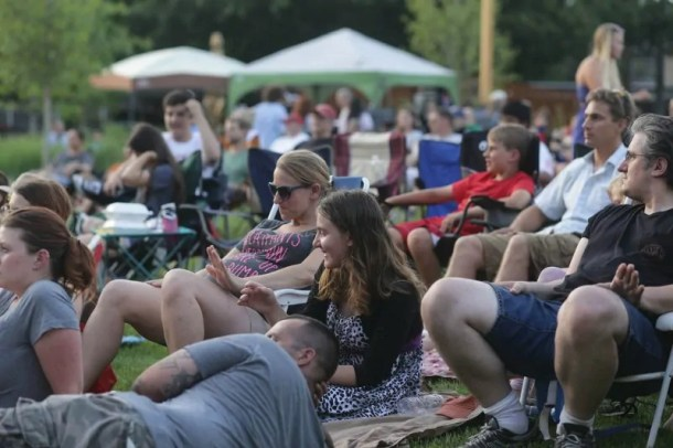 Tunes + Tallgrass at the Wichita Art Museum - free summer movie and music event!
