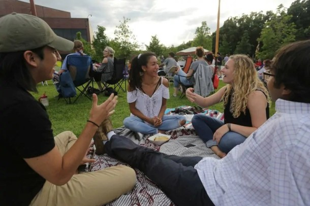 FREE music and movie event at the Wichita Art Museum: Tunes + Tallgrass summer event