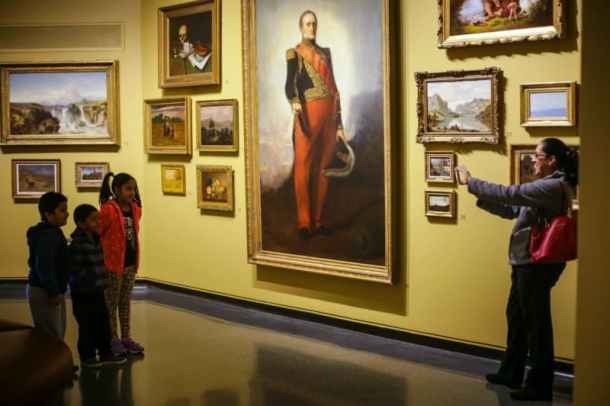 Wichita Art Museum Winter Art Mania free admission