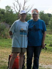 Karen Bridgewater & Gail Kliewer