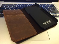 docka artisan sport leather wallet case