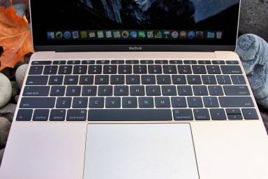 macbook review keyboard