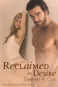Reclaimed By Desire E-Book Cover