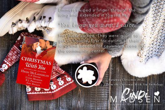 Christmas With You Teaser Cindi Madsen