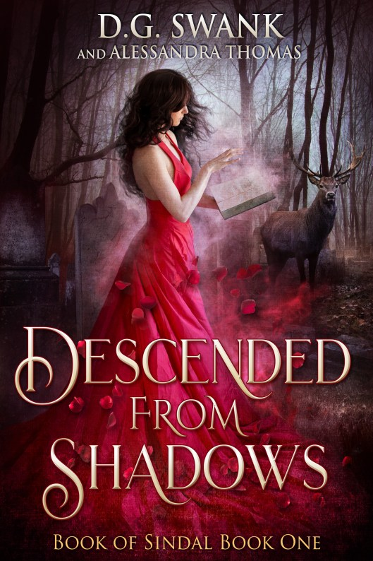 Descended from Shadows_ebook